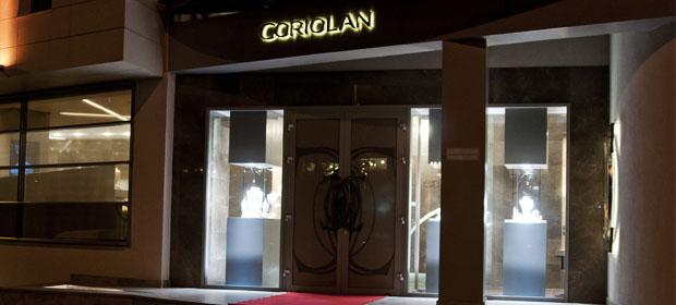 Noul magazin de bijuterii Coriolan din centrul Iasului