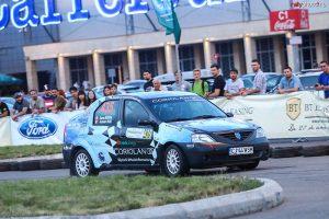 Coriolan sustine echipajul condus de Razvan Nechifor la CNR Dunlop 2015