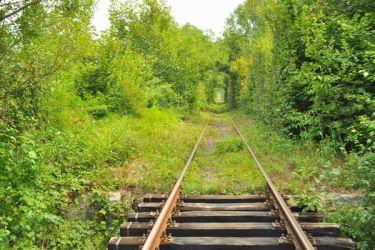9. Tunelul Iubirii Caransebes